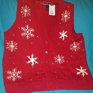 Christmas/Holiday Vest